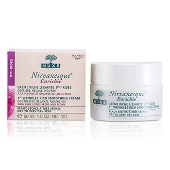 Nuxe Nirvanesque 1st Wrinkles Rich Smoothing Cream (For Dry to Very Dry Skin)