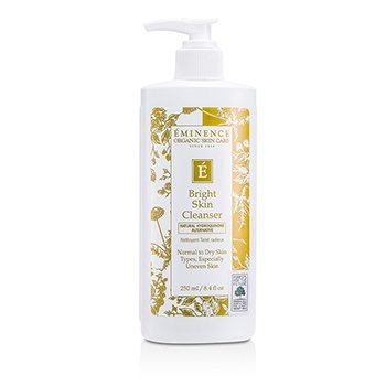 Eminence Bright Skin Cleanser - For Normal to Dry Skin