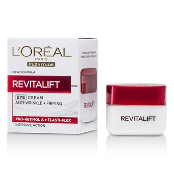LOreal Plenitude RevitaLift Eye Cream (New Packaging)
