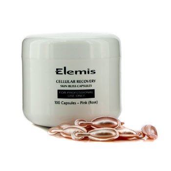 Elemis Cellular Recovery Skin Bliss Capsules (Salon Size) - Pink Rose