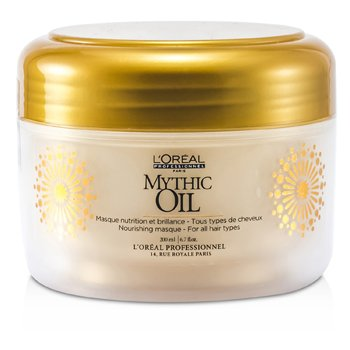 LOreal Professionnel Mythic Oil Nourishing Masque (For All Hair Types)