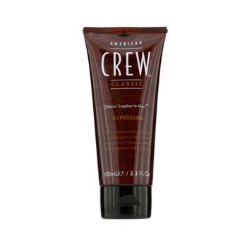 American Crew Men Super Glue (Extreme Hold and Shine)