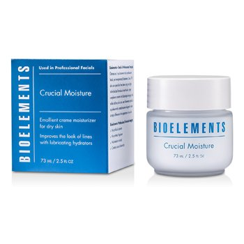 Bioelements Crucial Moisture (For Very Dry, Dry Skin Types)