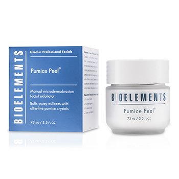 Bioelements Pumice Peel - Manual Microdermabrasion Facial Exfoliator (For All Skin Types)