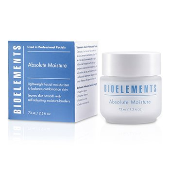 Bioelements Absolute Moisture - For Combination Skin Types
