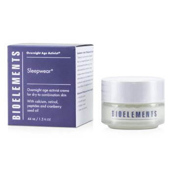 Bioelements Sleepwear - For Dry to Combination Skin