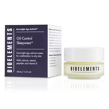 Bioelements Oil Control Sleepwear (For Oily, Very Oily Skin Types)