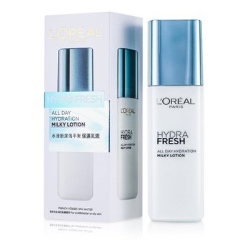 LOreal Hydrafresh All Day Hydration Milky Lotion