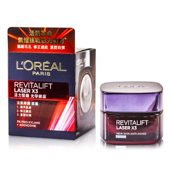 LOreal Revitalift Laser X3 Anti Aging Cream