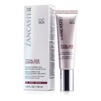 Lancaster Total Age Correction Color Correction Anti-Aging Cream SPF15