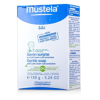 Mustela Gentle Soap With Cold Cream