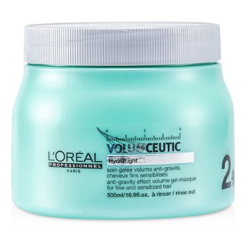LOreal Professionnel Expert Serie - Volumceutic Anti-Gravity Effect Volume Gel-Masque (For Fine and Sensitized Hair)