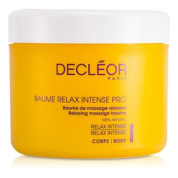 Decleor Relax Intense Relaxing Massage Balm (Salon Size)