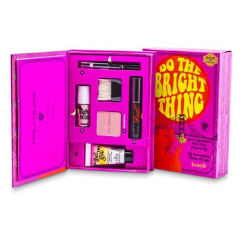 Do The Bright Thing Makeup kit: 1x Face Primer, 1x Complexion Enhancer, 1x