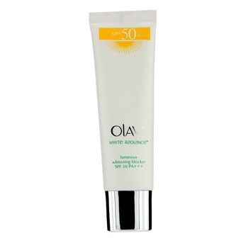 Olay White Radiance Luminous Whitening Blocker SPF 50
