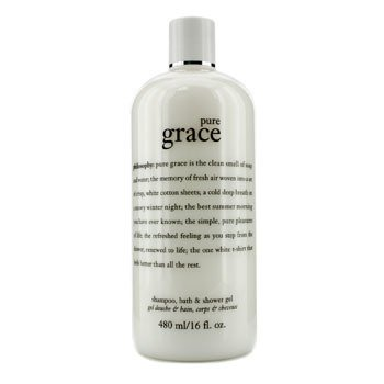 Philosophy Pure Grace Shampoo, Bath & Shower Gel