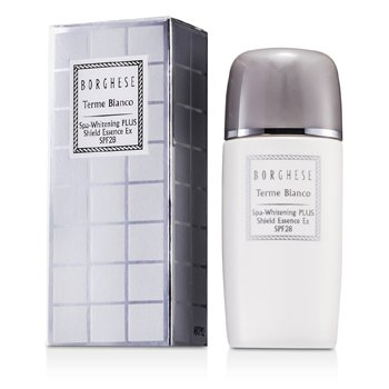 Borghese Terme Bianco Spa-Whitening Plus Shield Essence Ex SPF28