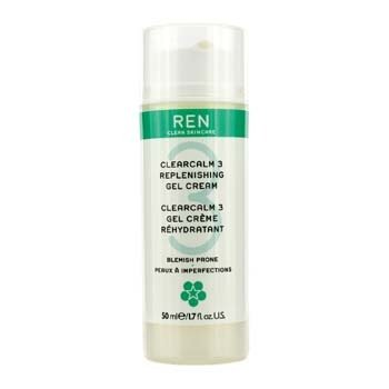 Ren Clearcalm 3 Replenishing Gel Cream (For Blemish Prone Skin)