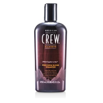 American Crew Men Precision Blend Shampoo (Cleans the Scalp and Controls Color Fade-Out)