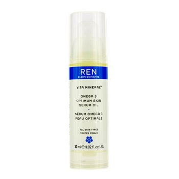 Ren Vita Mineral Omega 3 Optimum Skin Serum Oil (For Dry, Sensitive & Mature Skin)