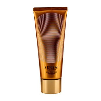 Kanebo Sensai Silky Bronze Self Tanning For Body