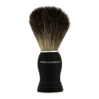 Tweezerman Deluxe Shaving Brush