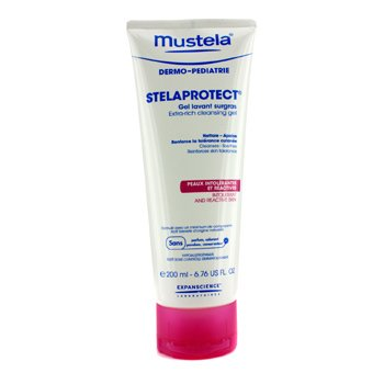 Mustela Stelaprotect Extra-rich Cleansing Gel