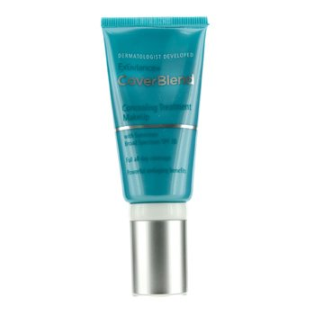 Exuviance Coverblend Concealing Treatment Makeup SPF30 - # Golden Beige