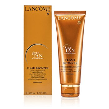Lancome Flash Bronzer Self-Tanning Lotion