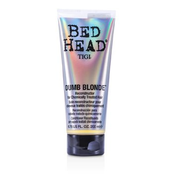 Tigi Bed Head Dumb Blonde Reconstructor (For Chemically Treated Hair)