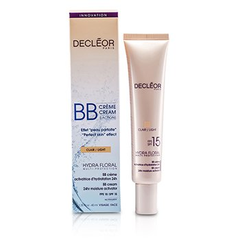 Decleor Hydra Floral BB Cream SPF15 - Light