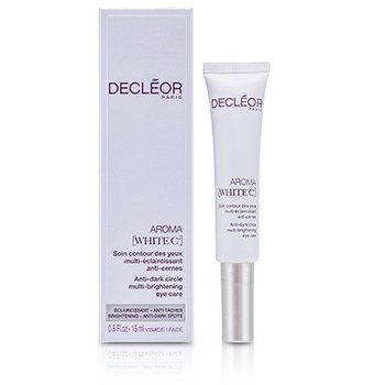Decleor Aroma White C+ Anti-Dark Circle Multi-Brightening Eye Care