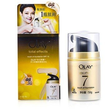 Olay Total Effects Touch Of Foundation SPF 15