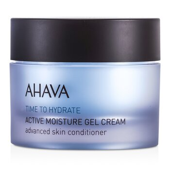 Ahava Time To Hydrate Active Moisture Gel Cream