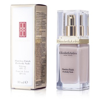 Elizabeth Arden Flawless Finish Perfectly Nude Makeup SPF 15 - # 04 Cream Nude