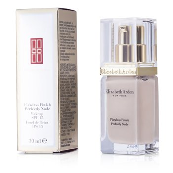 Elizabeth Arden Flawless Finish Perfectly Nude Makeup SPF 15 - # 01 Linen