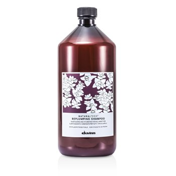 Davines Natural Tech Replumping Shampoo (For All Hair Types)