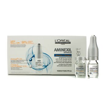 LOreal Professionnel Expert Serie - Aminexil Advanced Double Actioin Anti-Thinning Hair Programme