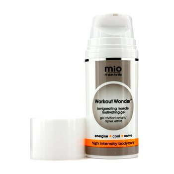 Mama Mio Mio - Workout Wonder Invigorating Muscle Motivating Gel