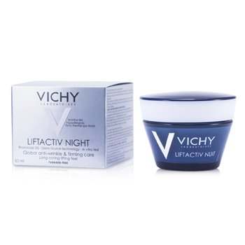 Vichy LiftActiv Night Global Anti-Wrinkle & Firming Care