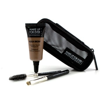 Make Up For Ever Aqua Brow Kit - #15 Blond