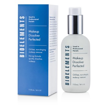 Bioelements Makeup Dissolver Perfected - Oil-Free, Non-Stinging Makeup Remover
