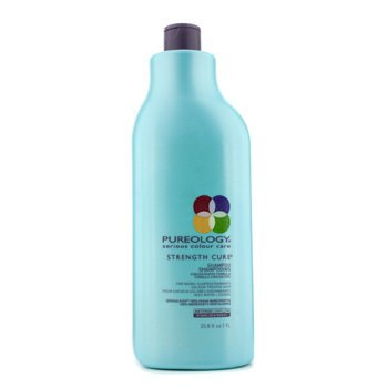 Pureology Strength Cure Shampoo (For Micro-Scarred/Damaged Colour-Treated Hair)