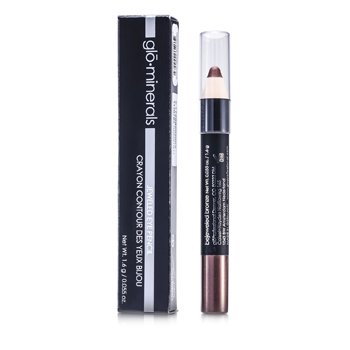 GloMinerals Jeweled Eye Pencil - # Bejeweled Bronze