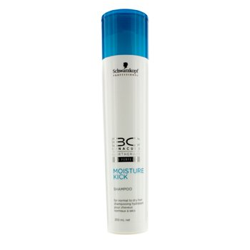 Schwarzkopf BC Moisture Kick Shampoo (For Normal to Dry Hair)