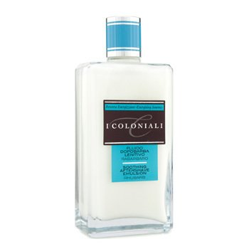 I Coloniali Soothing Aftershave Emulsion Rhubarb