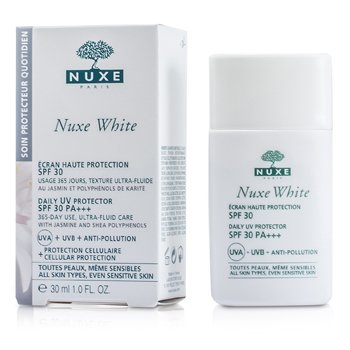 Nuxe Nuxe White Daily UV Protector SPF 30 (For All Skin Types & Sensitive Skin)