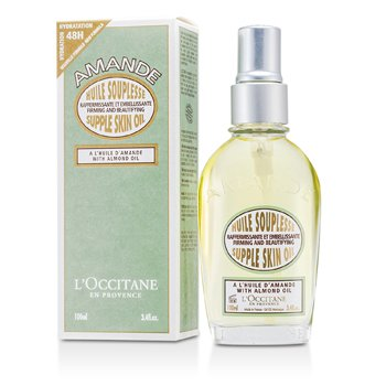 LOccitane Almond Supple Skin Oil - Firming & Beautifying