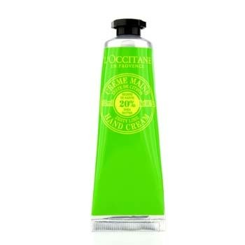 LOccitane Shea Butter Zesty Lime Hand Cream