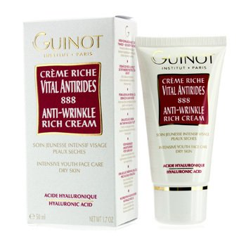 Guinot Anti-Wrinkle Rich Cream (For Dry Skin)